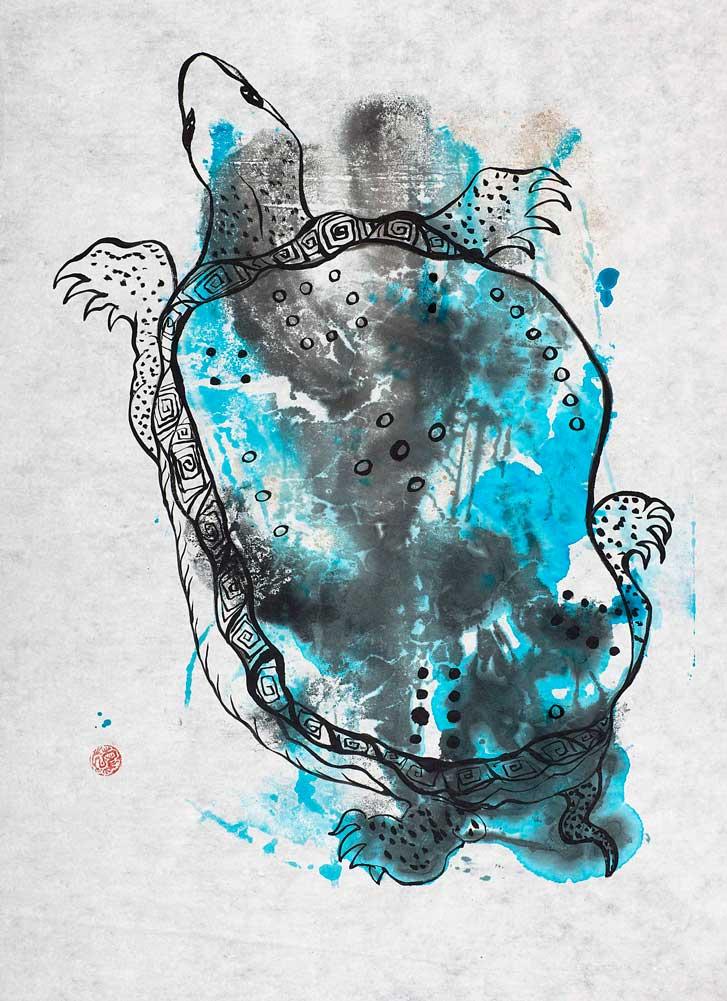 Lo River Turtle