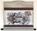 I Ching Horse Scroll