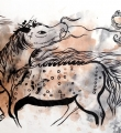 Fu Hsi (Fu Xi) I Ching Horse