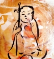 Peaceful Heart Jizo