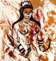 Queen Mother and Minoan Snake Goddess